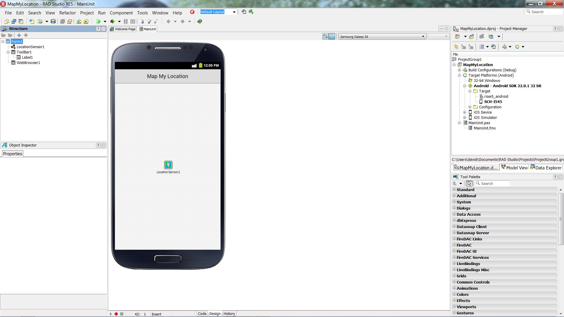Delphi xe android сохранение в файл - eb9