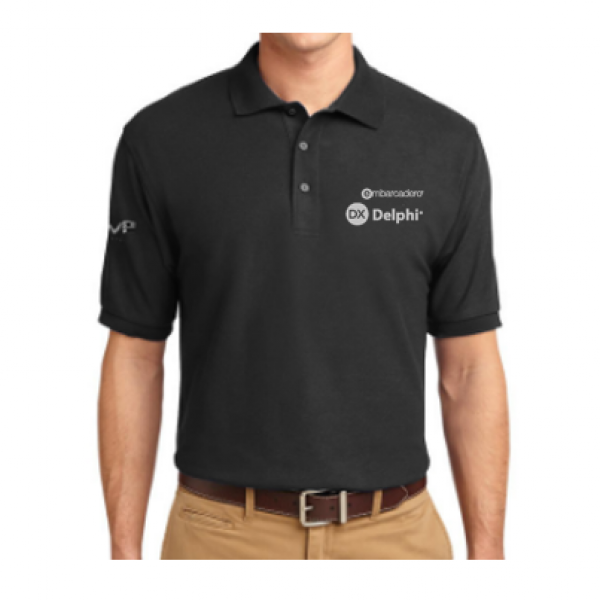 Black Polo Shirt (Delphi /C++)