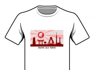 Delphi 10.2 Tokyo T-Shirt