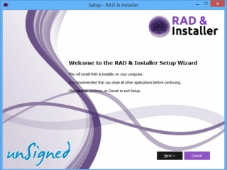 RAD & Installer