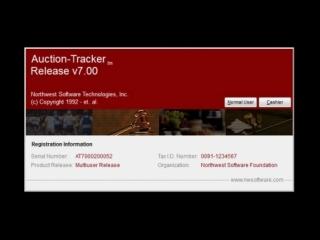 Auction-Tracker v7.00