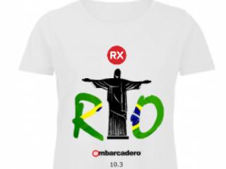 rio design tshirt