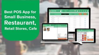 Best POS App for Small Business, Restaurant, Retail Stores, CaféUntitled