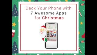 7 Great Xmas Apps for Your iPhone and Android