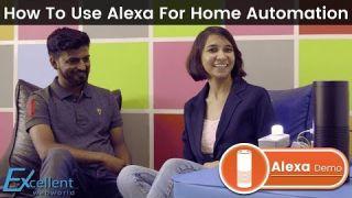 Amazon Alexa Smart Home Automation Demo :: Alexa Amazon Echo Setup :: Amazon Alexa Skills, Commands