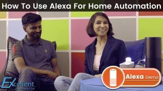 Amazon Alexa Smart Home Automation Demo :: Alexa Amazon Echo Setup :: Amazon Alexa Skills