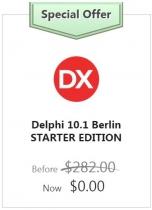 Delphi Starter Edition - разработка для себя