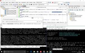 RAD Server simple demo on Linux [JAPAN]