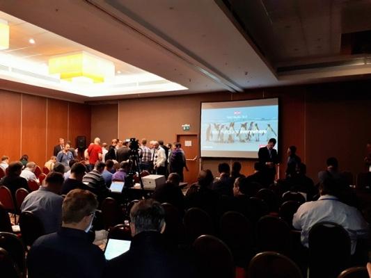 В Москве прошел долгожданный семинар Embarcadero!