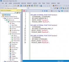 Создание InterBase UDF на Delphi для Linux (strings)