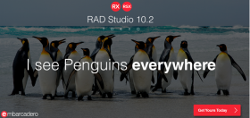 Вышла самая новая версия RAD Studio 10.2 Tokyo
