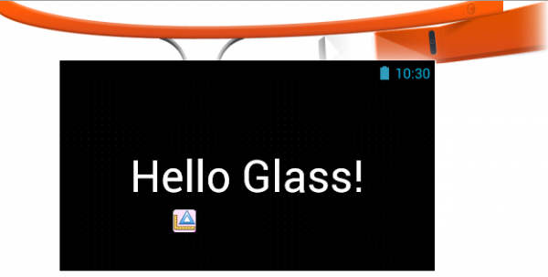 Hello Google Glass: Deploying Applications with Appmethod