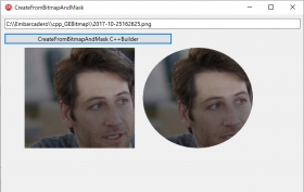 FMX.Graphicsの TBitmapマスクを利用する場合[JAPAN]