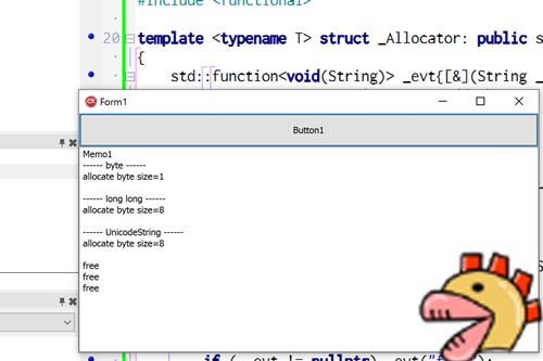 std::vector<T> custom allocator[JAPAN]