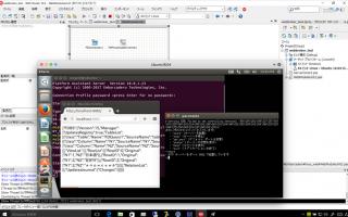 Ubuntu Linuxから Oracle SE One へ接続方法(TFDConnection)[JAPAN]