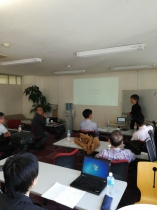 Yesterday was a Kyoto Delphi study group meeting in kyoto/japan.
