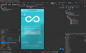 C++ FireMonkeyで綺麗なUIを作成する:アプリテンプレート