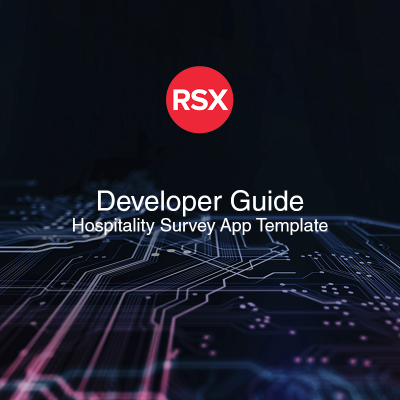 Get Up And Running Fast With The In Depth Developer Guide For The Hospitality Survey App Template
