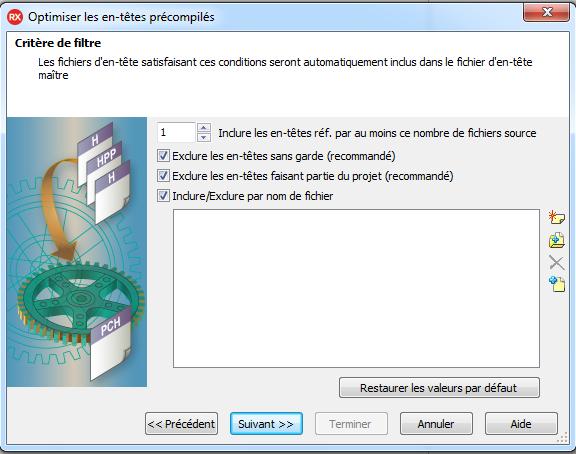 Gestion Des En T Tes Pr Compil S Sous C Builder Avec Le