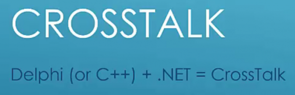 Embarcadero Technology Partner Spotlight - CrossTalk: Using .NET Libraries in Delphi & C++Builder