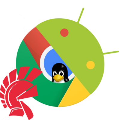 Connecting to Chrome OS via ADB