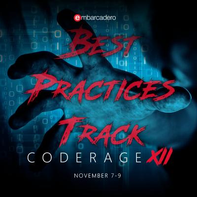 CodeRage XII - Best Practices Track