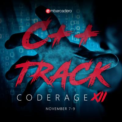 CodeRage XII - C++ Track