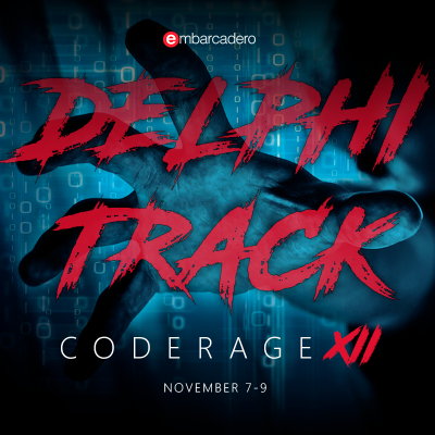 CodeRage XII - Delphi Track