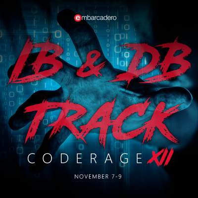 CodeRage XII - InterBase & Databases Track