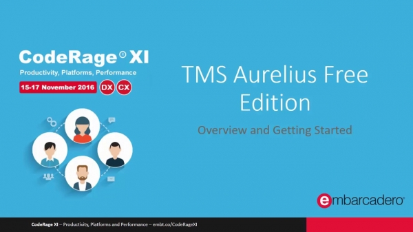 TMS Aurelius Free Edition: An Overview with Wagner Landgraf