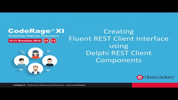 Create Fluent REST Client Interface with Cesar Romero