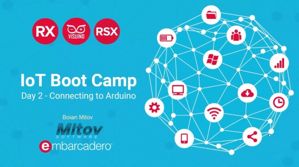 Day 2 - IoT Boot Camp
