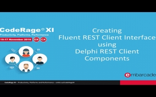 Create Fluent REST Client Interface with Cesar Romero