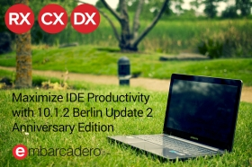 Maximize IDE Productivity with 10.1.2 Berlin Update 2 Anniversary Edition