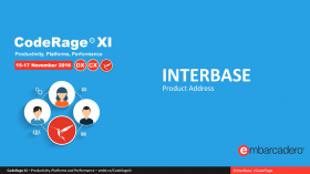 InterBase - Product Address with Stephen Ball