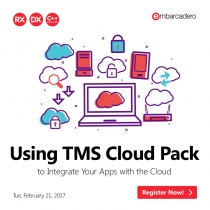 Using TMS Cloud Pack to Integrate Your Apps with the Cloud