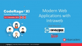 Modern Web Applications with Intraweb and Bootstrap with Olaf Monien