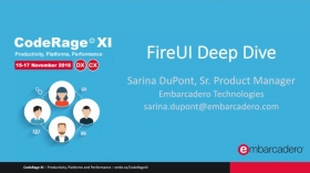FireUI Multi-Device Designer Deep Dive With Sarina DuPont