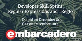 Skill Sprint: Regular Expressions and TRegEx