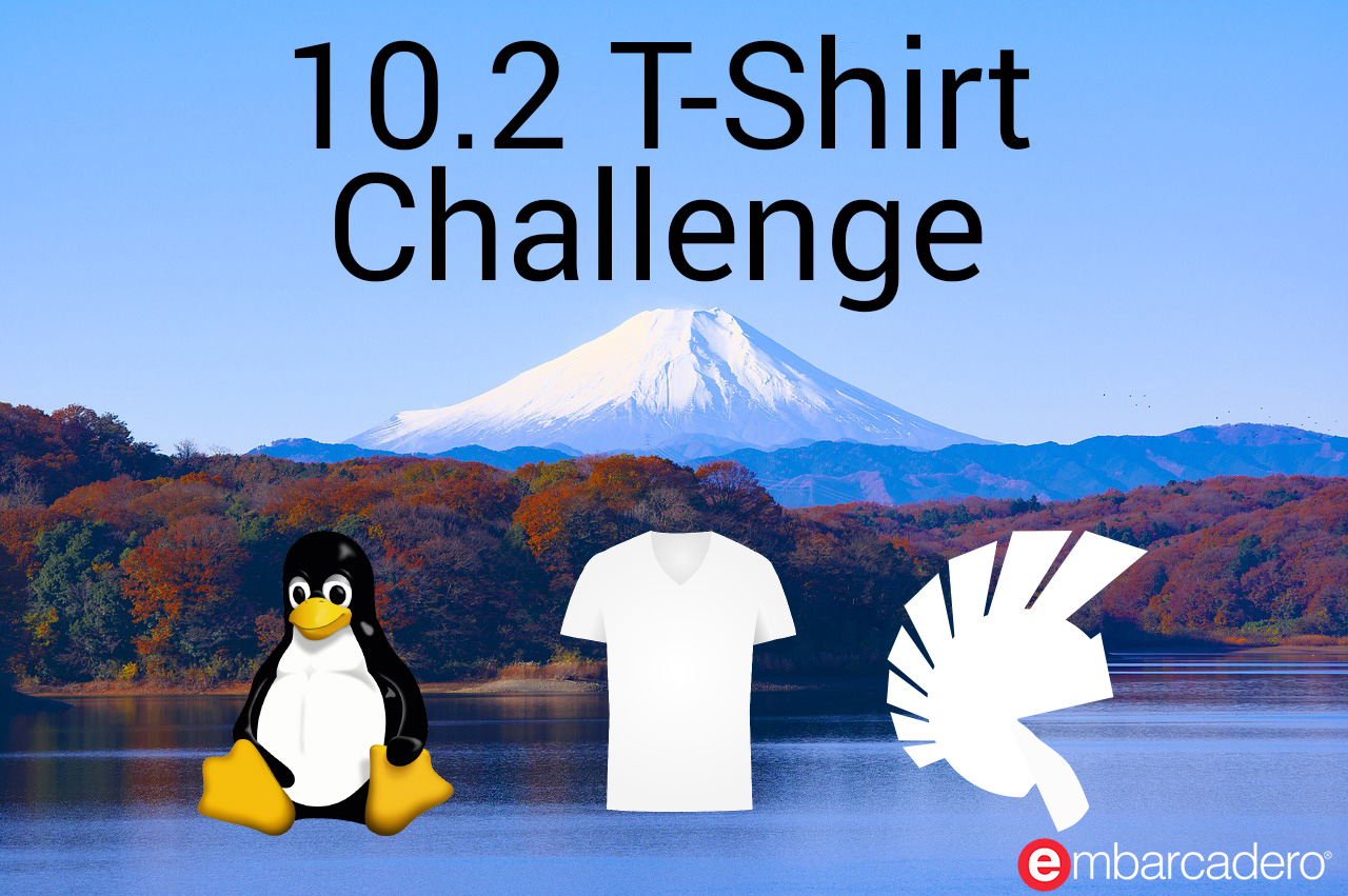 Delphi 10.2 T-Shirt Graphic Contest