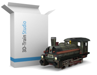 3D Train Studio is the February Cool Apps Winner