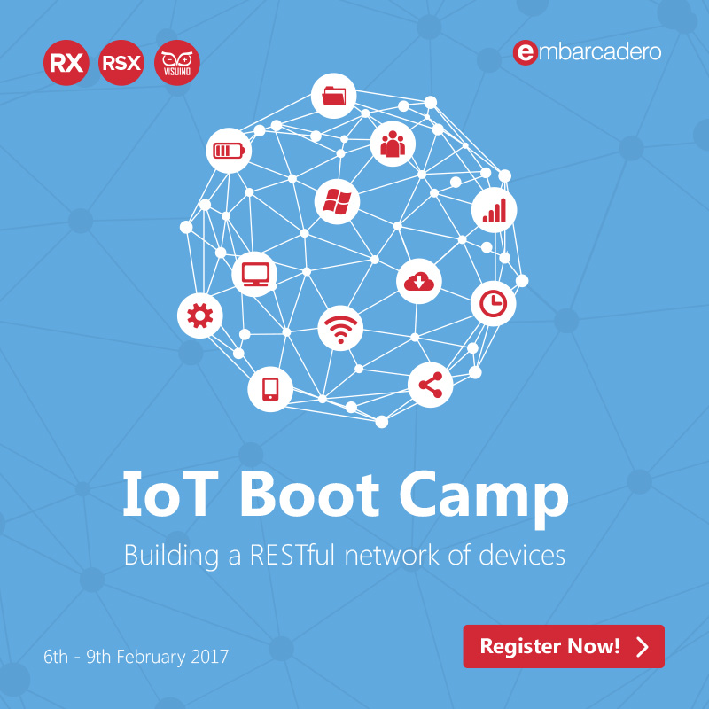 IoT Boot Camp 2007