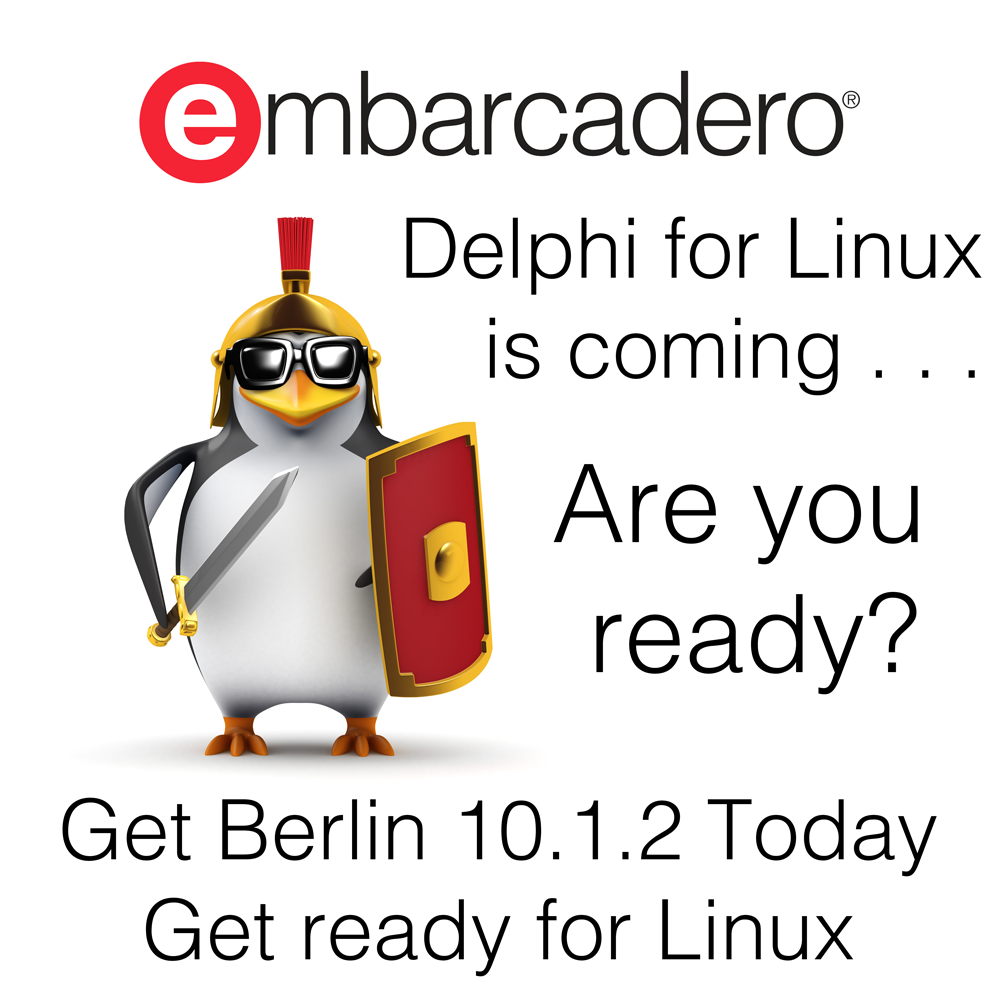 Delphi for Linux is Coming
