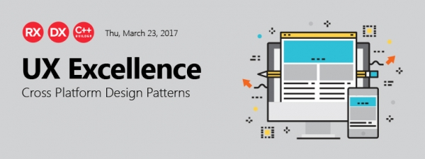 Webinar Replay: UX Excellence: Cross Platform Design Patterns