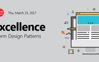 Webinar Replay: UX Excellence: Cross Platform Design Patterns