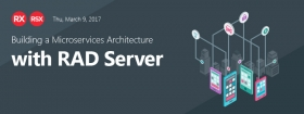 Webinar Replay: Building a Microservices Architecture with RAD Server