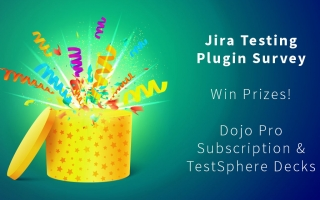 Are you using Jira? Fill out the survey and get entered into a prize draw
