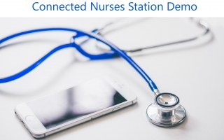 RAD Server Solution Series: [Healthcare] Nurses Station
