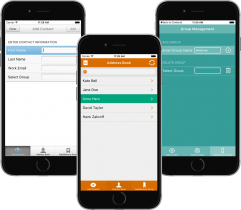 Using TAddressBook to create, access and manage contacts on iOS and Android