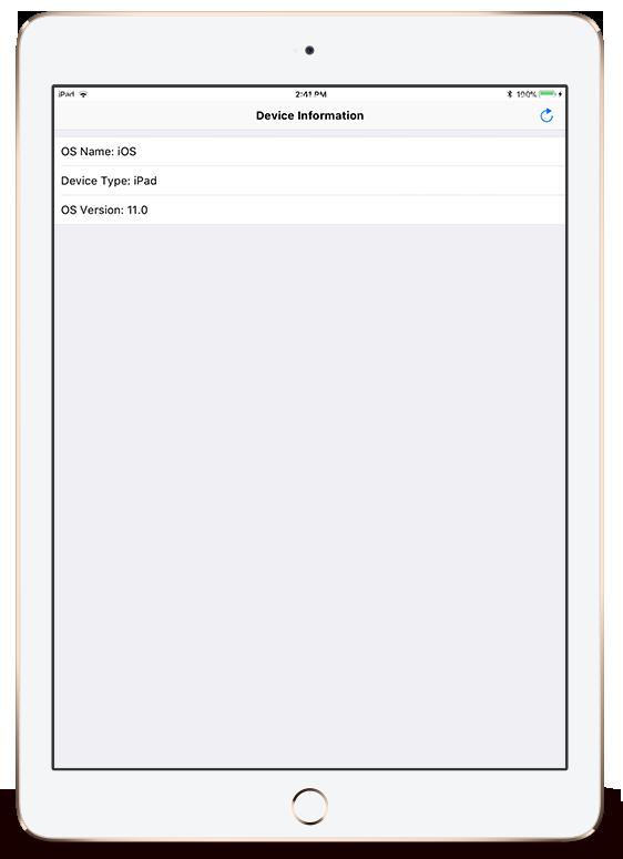 Build iOS 11 ready apps with RAD Studio 10.2.1